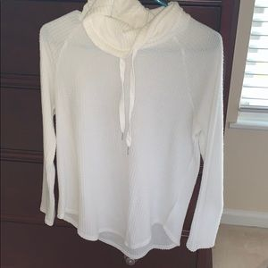 White Charlotte Russe pullover